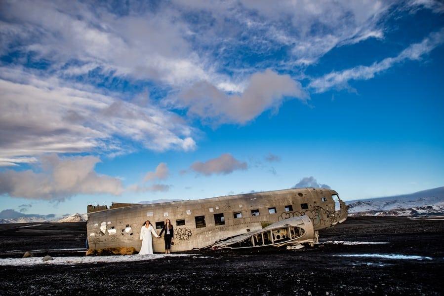Fotografías de Boda en Islandia